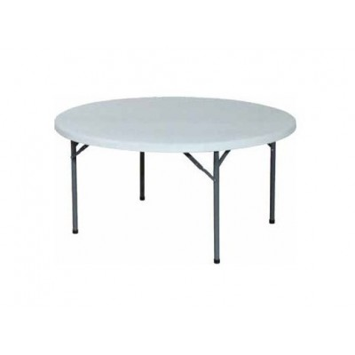 Table Ronde 152 cm ( 8 pers)
